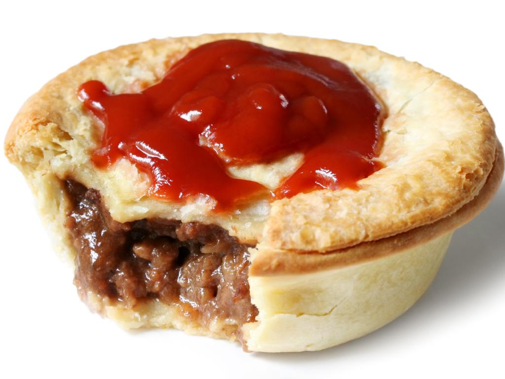 There has been a distinct shift away from the traditional pies, sausage rolls and cream buns.