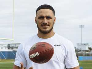 Valentine Holmes opens up on NFL challenges