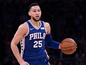 Simmons named for All-Star game in stunning Aussie first