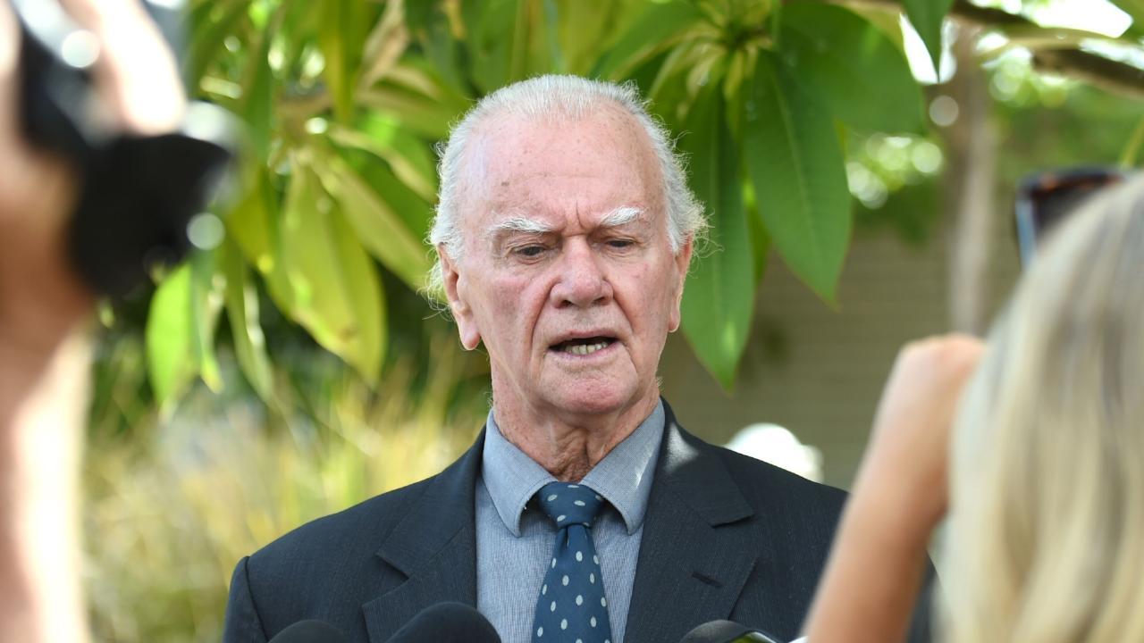 Dr Bob Montgomery's Defense Lawyer Colin Greatorix