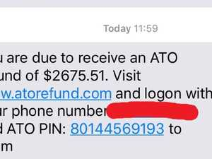 Messages expose worrying new ATO scam