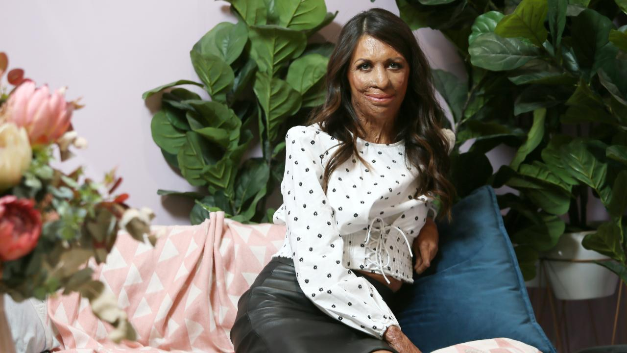 Turia Pitt will tackle the Coast to Coast multi-sport event on New Zealand's South Island next week. Picture: AAP/Emma Brasier.