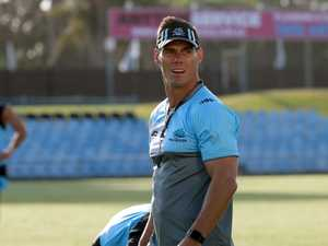 New Sharks coach outlines his vision