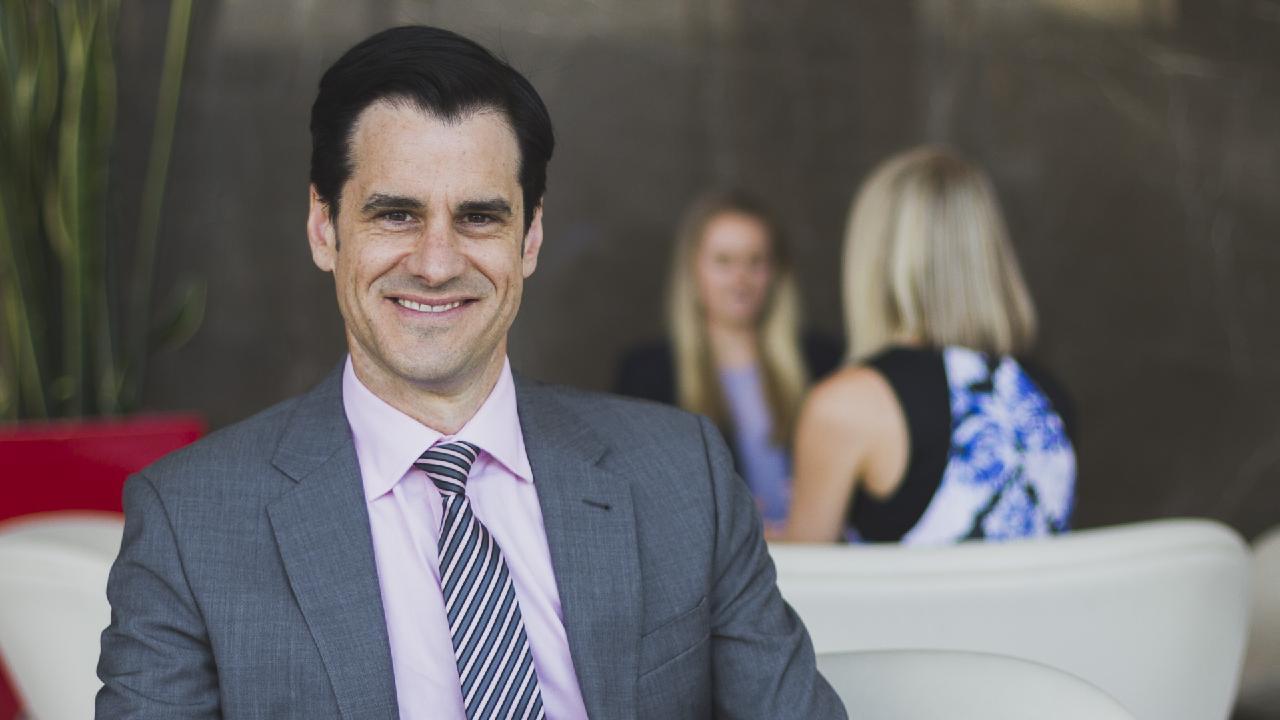 Leading social researcher Mark McCrindle.
