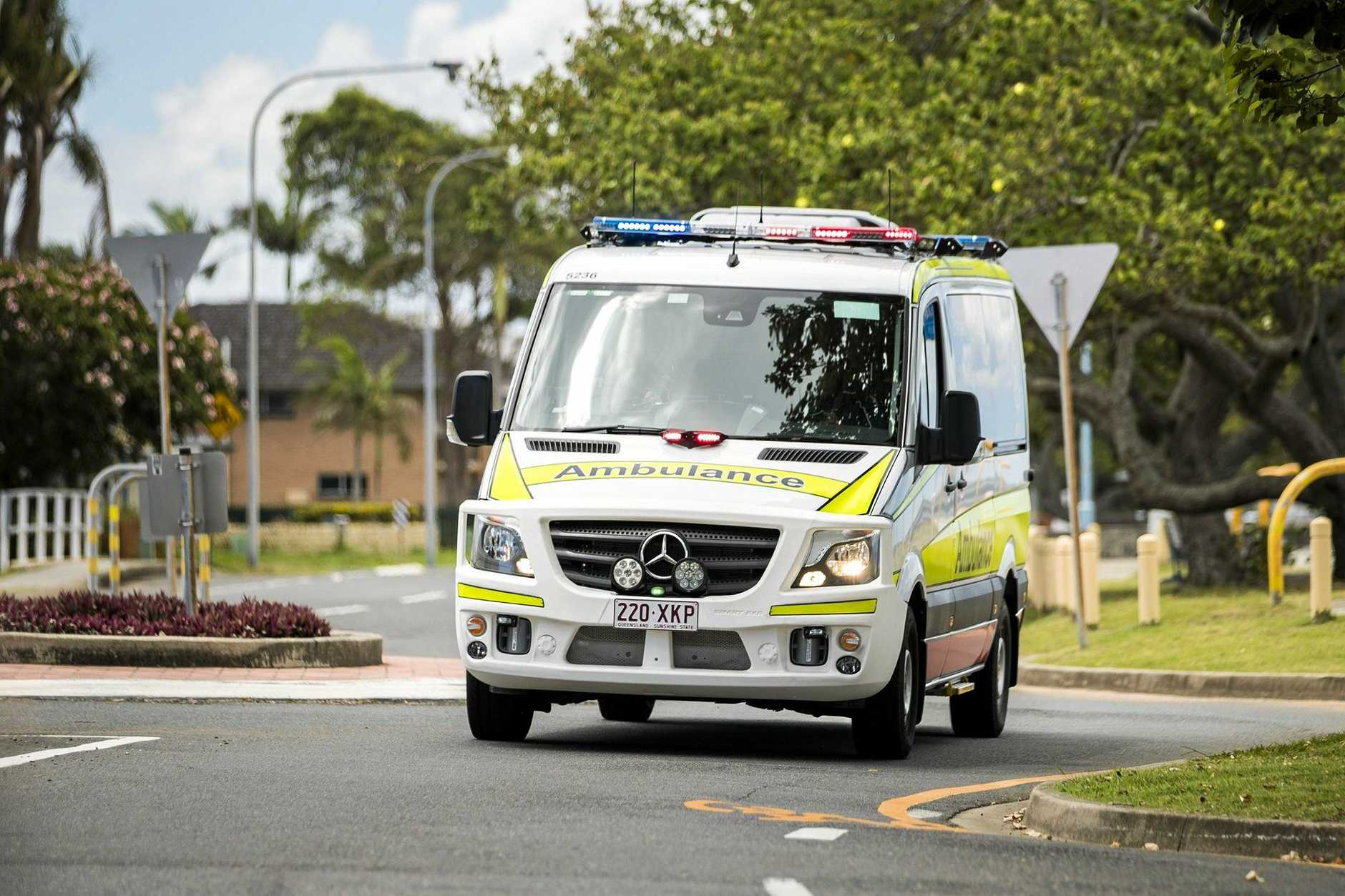 Queensland Ambulance Service