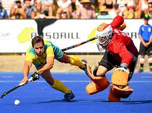 Kookaburras blow lead in Hockey Pro League opener