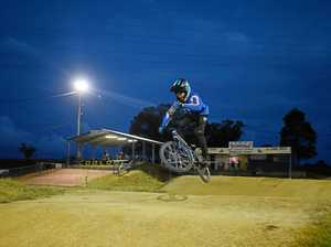 10 pics from Cooloola Coast BMX's first night of the season