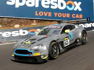 Aston Martin ousts Mercedes to snatch Allan Simonsen trophy
