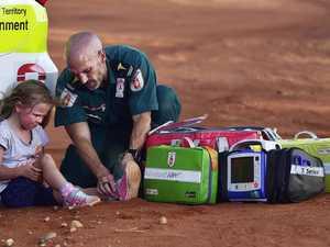 Meet dedicated Alice Springs paramedic Paul Reeves