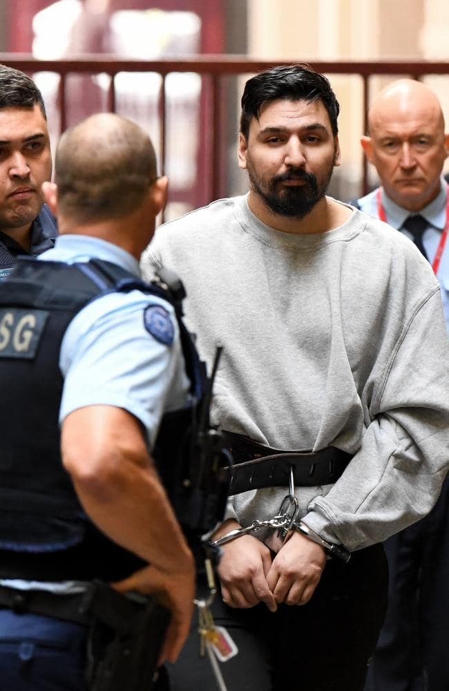 Gargasoulas murdered six people in January, 2017. Picture: Penny Stephens/AAP