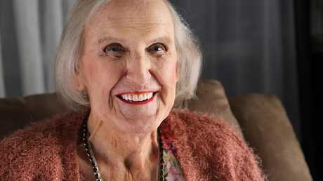 Colleen Young began her transition at 82.