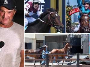 Police probe Weir's big wins, star horses withdrawn