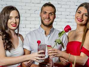 Romantic Recycling: Bar's bizarre Valentine's Day party