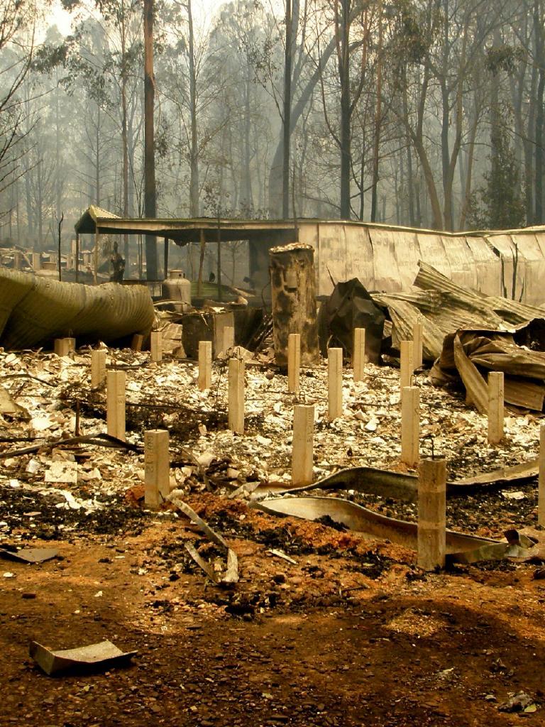 Marysville, 2009: Picture: Russell Glenn