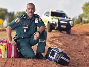 Extreme Medics: Australia's most courageous first-responders