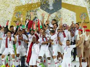 Qatar shock Japan to win Asian Cup