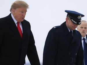 Trump wall emergency a 'good chance'