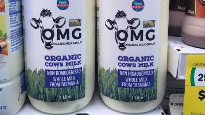 Organic Milk Group has issued a recall over a potentially fatal microbial contamination. Source: Facebook