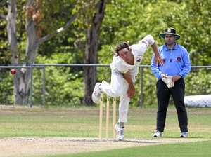 Valleys get help from wicket against Hornets