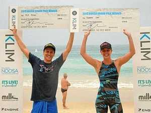 Noosa pair continue to make waves