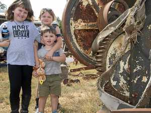 TAKE A LOOK: Toowoomba Swap Meet attracts large crowds