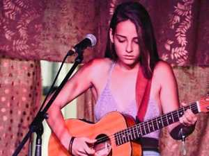 Gympie teen wows judges to win Woodford talent quest