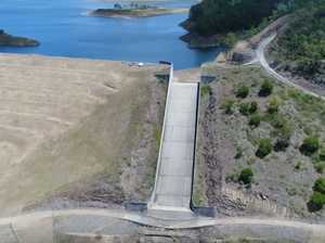 Toowoomba dams worryingly low: Follow water restrictions