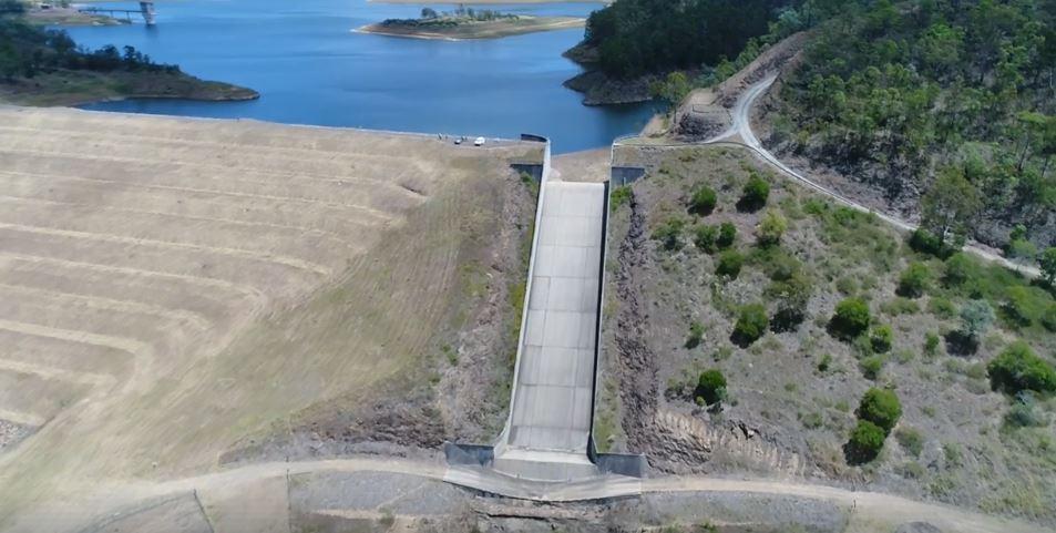 Toowoomba dams