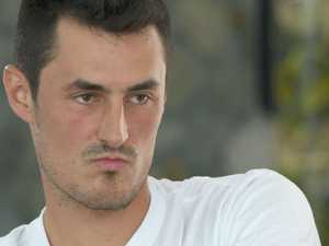 'I will knock you out': Tomic's threat to Hewitt