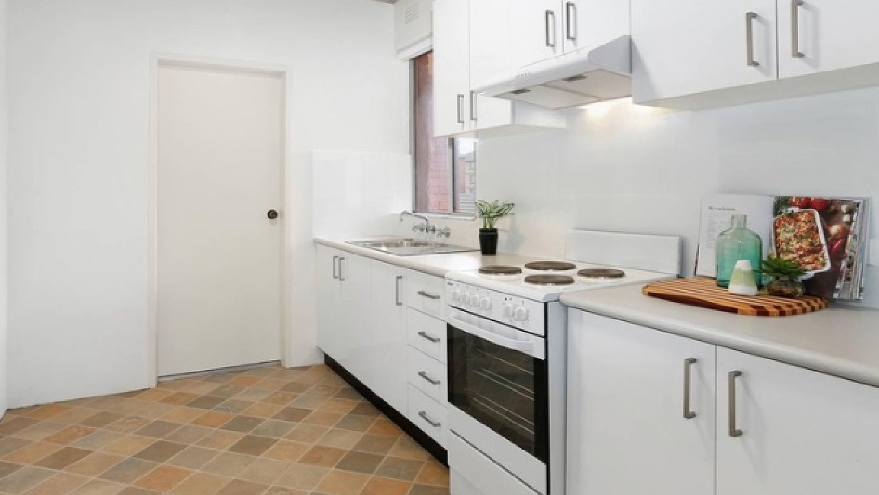 The flat is just 13km from Sydney's CBD. Picture: mcgrath.com.au