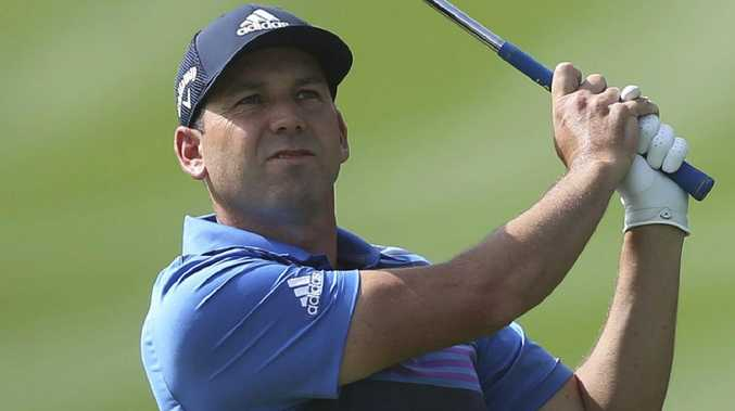 Sergio Garcia has been disqualified in Saudi Arabia. AP Photo/Kamran Jebreili