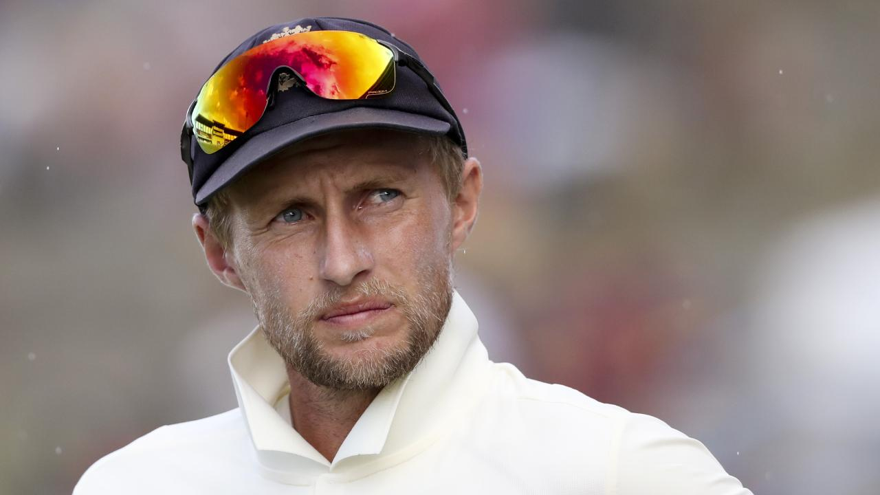 England captain Joe Root after losing to West Indies.