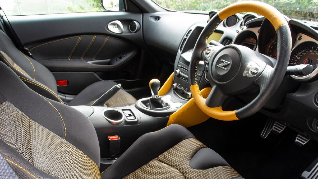 Nissan 370Z N-Sport.