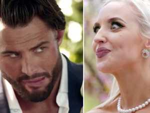 Hot groom's cruel jab at new wife