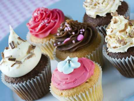 Cakes and other discretionary processed foods have become more popular but bad for our waistlines. Picture: Thinkstock