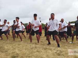 Waitangi Day Haka