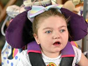 Rare disease robs Wyllow of a normal life
