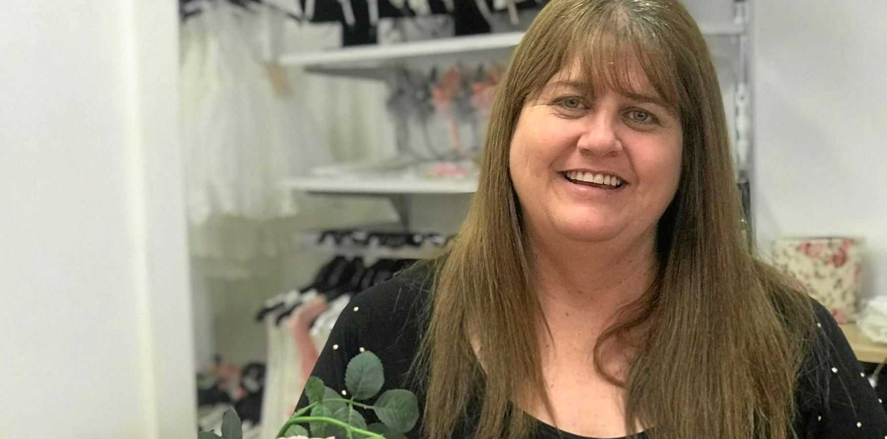 SUCCESS STORY: Helen Malone, owner of Lollypop Lane Kidswear in Sarina.