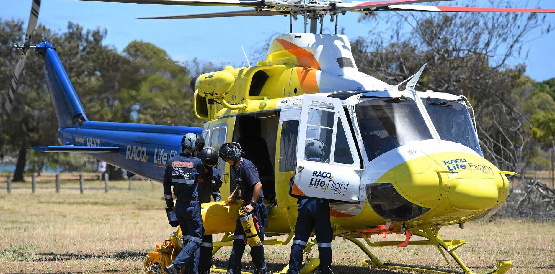 FUN: A fundraiser will be held for RACQ Life Flight Rescue.