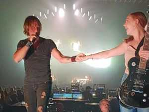 WATCH: Keith Urban makes girl's 16th one she'll never forget