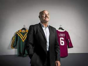 The king of rugby league is heading west
