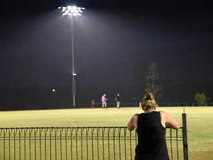 Rain no delay for 7-a-side cricketers