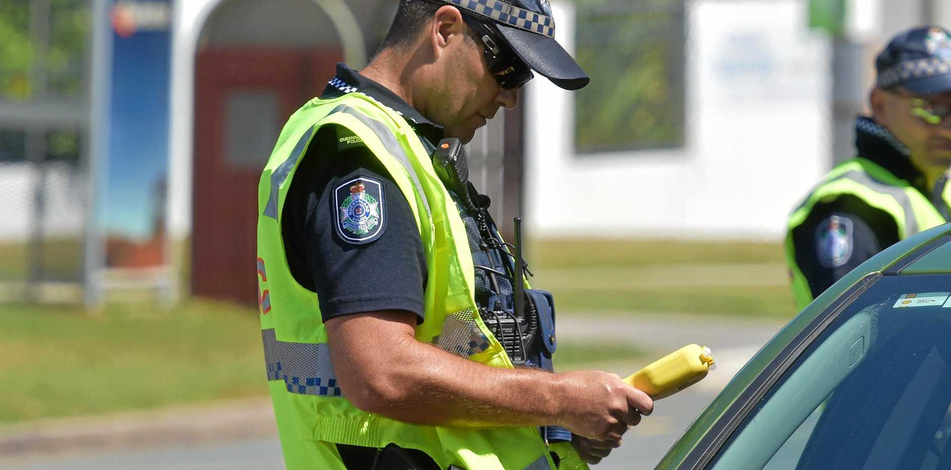 Travis Wayne Cowie was caught speeding about 50km/h over the speed limit in a 70km zone with a BAC of 0.127.