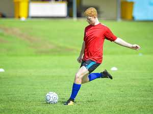Junior soccer players have the chance to set their goals