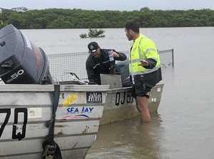 Murgon footy star shows spirit in floods