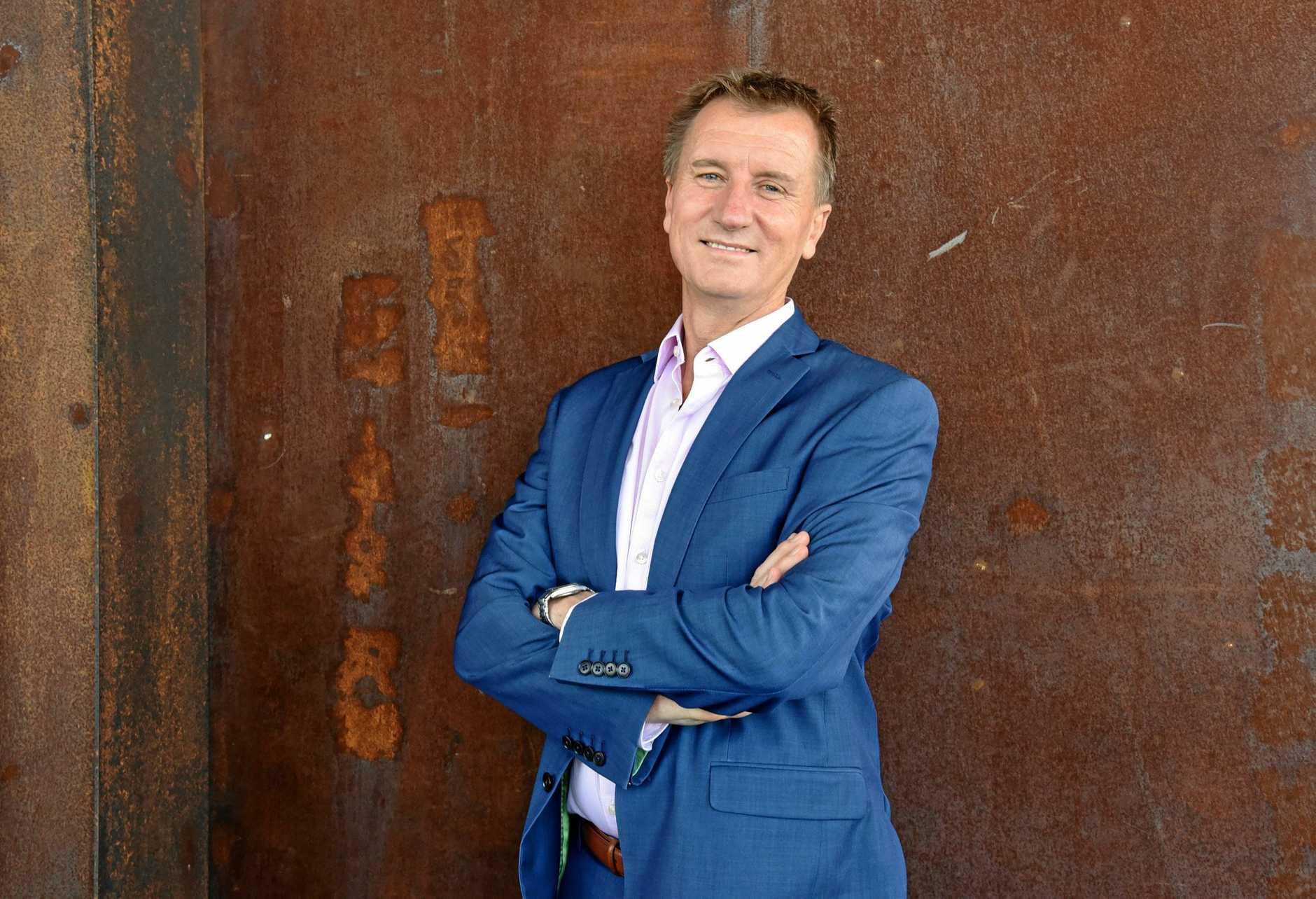 INSTALLATION CEREMONY: CQUniversity Australia welcomed new Vice-Chancellor and President Professor Nick Klomp last night.