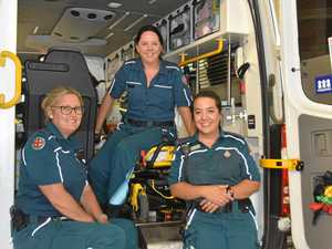 From crashes to strokes: Our paramedics make a difference