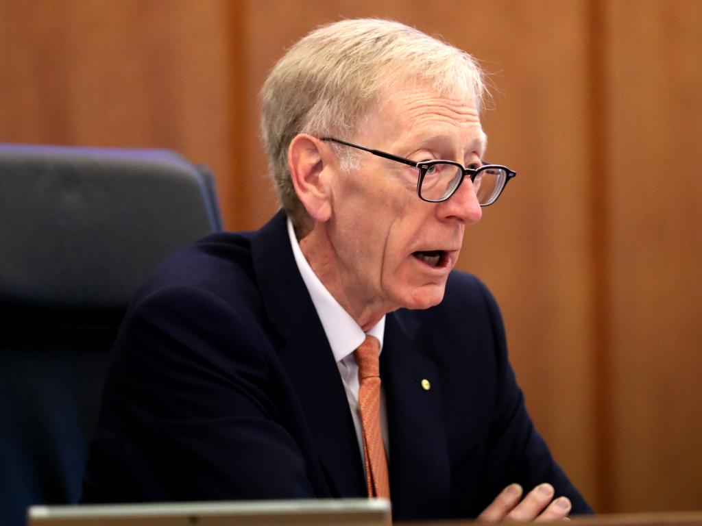 Commissioner Kenneth Hayne has made multiple recommendations. Picture: David Geraghty / The Australian