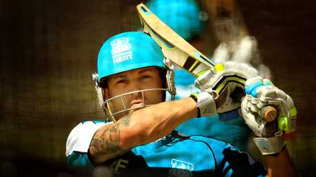 McCullum has been a mainstay of the Brisbane Heat.