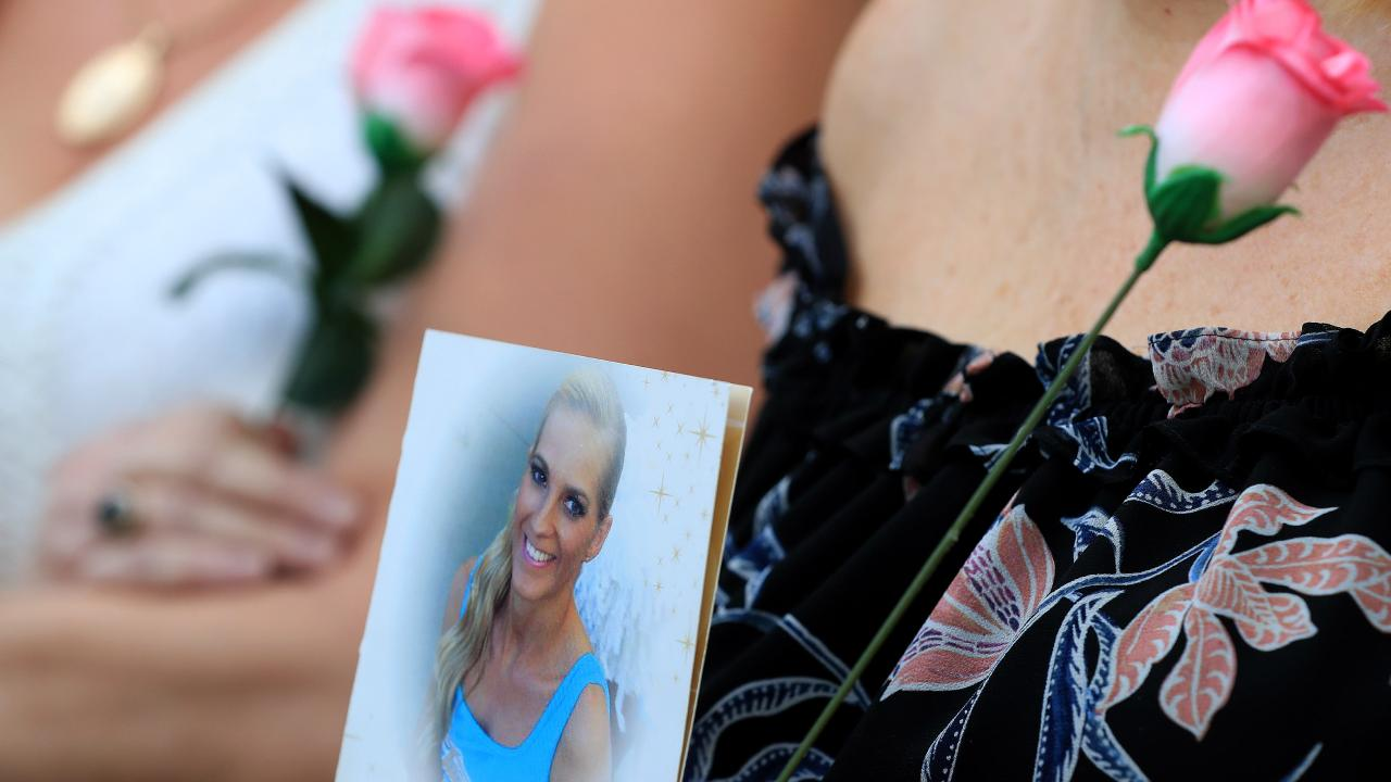 The man accused of murdering Breeana Robinson has had strict conditions placed on his expected bail. Picture: Adam Head
